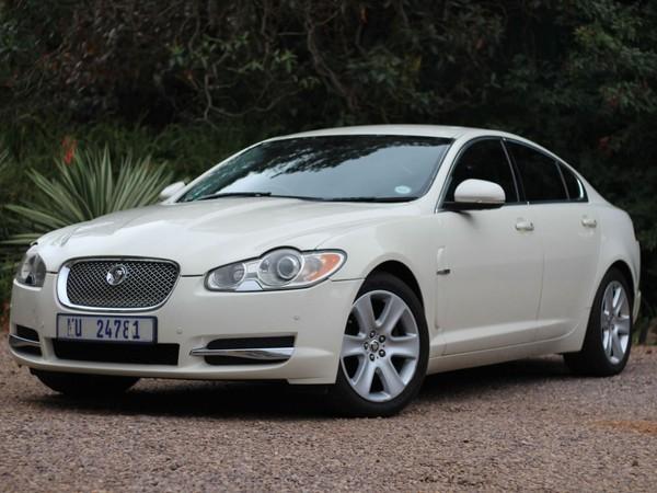 2009 Jaguar XF XF 3.0 V6 Premium Lux AT Kwazulu Natal Hillcrest_0