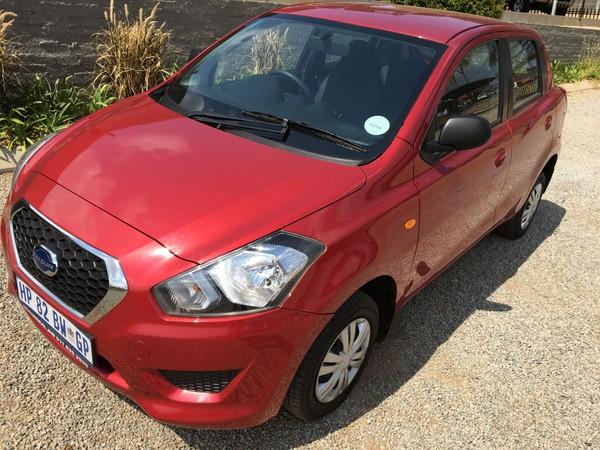 2018 Datsun Go 1.2 LUX AB Mpumalanga White River_0
