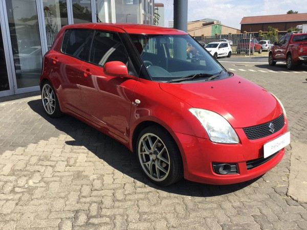 2008 Suzuki Swift 1.5 Gls  Gauteng Germiston_0