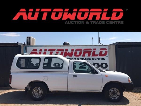 2015 Nissan NP300 Hardbody 2.5 TDI LWB SE ko5k28 Bakkie Single cab Gauteng Pretoria_0