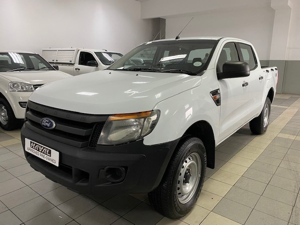 2015 Ford Ranger 2.2TDCi XL Plus 4X4 Double Cab Bakkie Kwazulu Natal Richards Bay_0