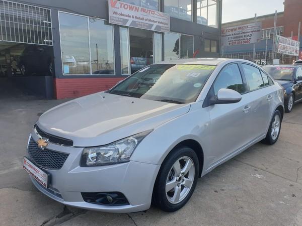 2011 Chevrolet Cruze 1.6 Ls  Kwazulu Natal Durban_0