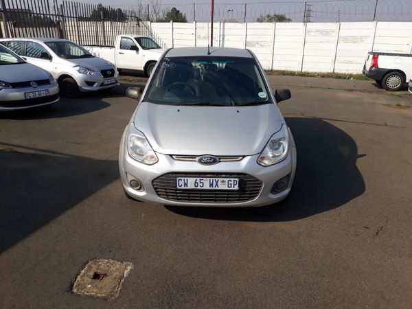 2014 Ford Figo 1.4 Ambiente  Gauteng Springs_0