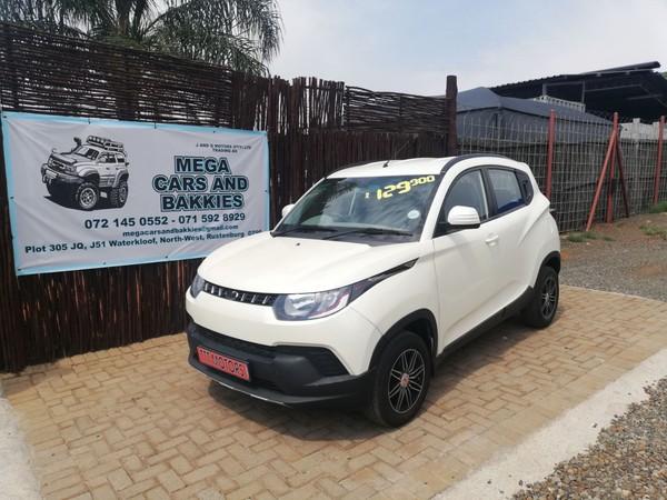 2018 Mahindra KUV 100 1.2TD K6 NXT North West Province Rustenburg_0