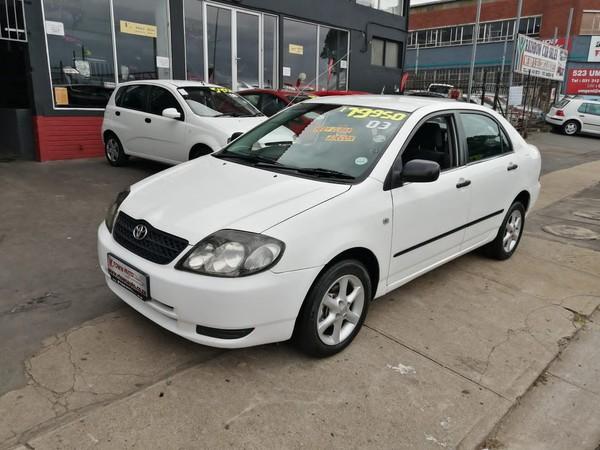 2003 Toyota Corolla 160i Gle... VERY CLEAN..GOOD BUY Kwazulu Natal Durban_0