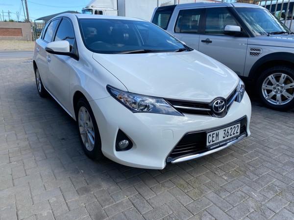 2013 Toyota Auris 1.6 Xs  Western Cape Hermanus_0