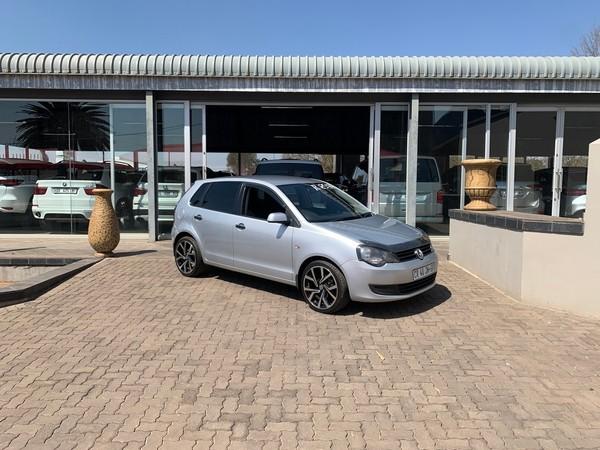 2013 Volkswagen Polo Vivo 1.6 Trendline 5Dr Mpumalanga Delmas_0