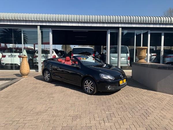 2013 Volkswagen Golf Vi 1.4 Tsi Dsg Cabrio Cline  Mpumalanga Delmas_0