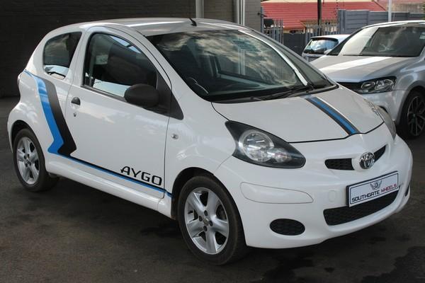 2014 Toyota Aygo 1.0 Fresh 5dr  Gauteng Roodepoort_0