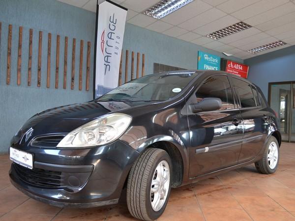 2007 Renault Clio Iii 1.6 Expression 5dr  Free State Bloemfontein_0