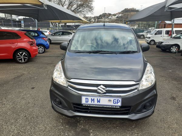 2018 Suzuki Ertiga 7 Seater 1.4 GA Gauteng Johannesburg_0