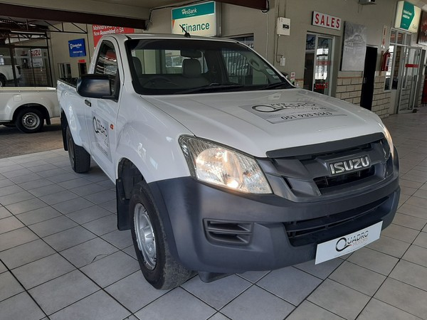 2018 Isuzu KB Series 250D LEED Single Cab Bakkie Free State Ficksburg_0
