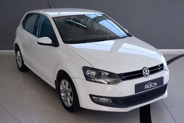 2012 Volkswagen Polo 1.4 Comfortline 5dr  Western Cape Somerset West_0