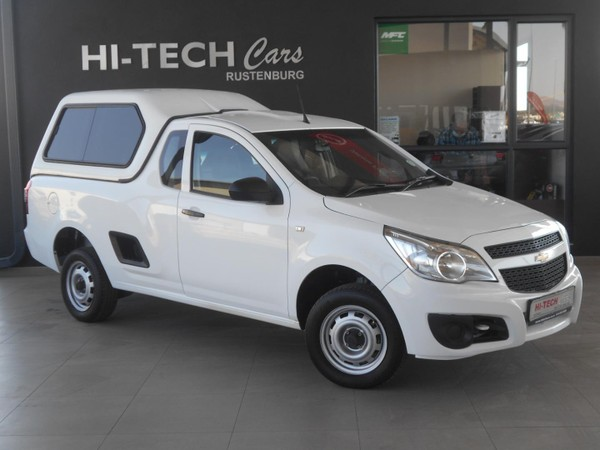 2017 Chevrolet Corsa Utility 1.4 Sc Pu with Canopy North West Province Rustenburg_0