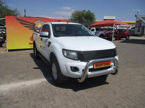 2012 Ford Ranger 3.2tdci Xls 4x4 Pu Supcab  Gauteng North Riding_0