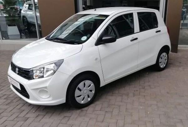 2018 Suzuki Celerio 1.0 GA Gauteng Randburg_0