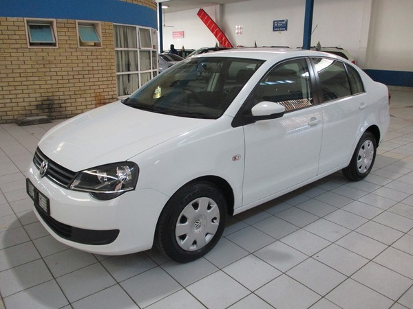 2014 Volkswagen Polo Vivo GP 1.6 Trendline Kwazulu Natal Umhlanga Rocks_0