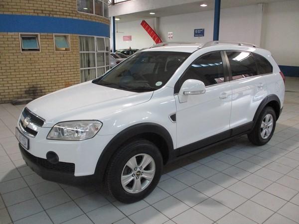 2011 Chevrolet Captiva 2.4 Lt  Kwazulu Natal Umhlanga Rocks_0