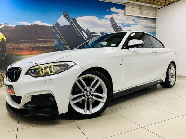 2016 BMW 2 Series 220d M SPORT AUTO M-PERFORMANCE RED LEATHER Gauteng Benoni_0