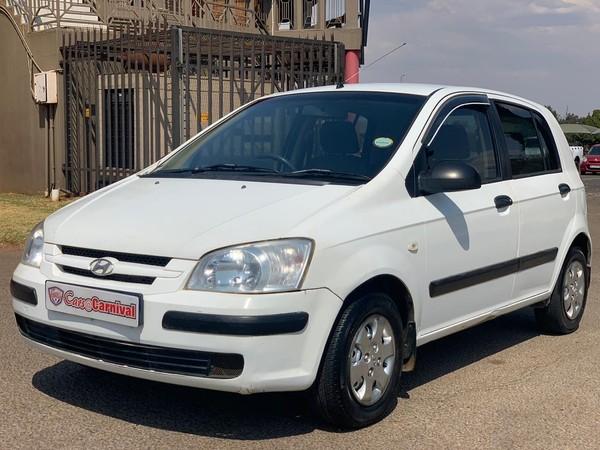 2004 Hyundai Getz 1.3 Ac  Gauteng Brakpan_0