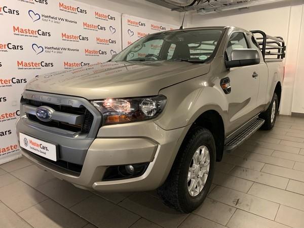 2016 Ford Ranger 3.2TDCi XLS PU SUPCAB Gauteng Sandton_0