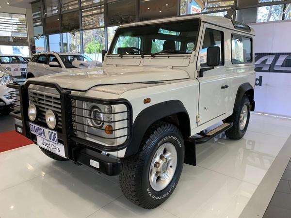 2000 Land Rover Defender 90 Tdi Csw  Gauteng Pretoria_0