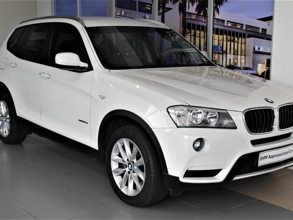 2013 BMW X3 Xdrive20i  At  Western Cape Cape Town_0