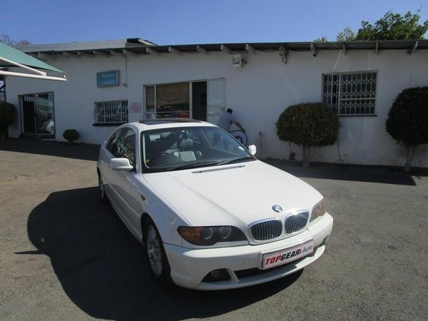2003 BMW 3 Series 325ci Coupe e46  Gauteng Bryanston_0