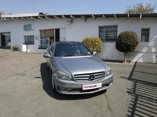 2010 Mercedes-Benz CLC-Class Clc 180k  Gauteng Bryanston_0