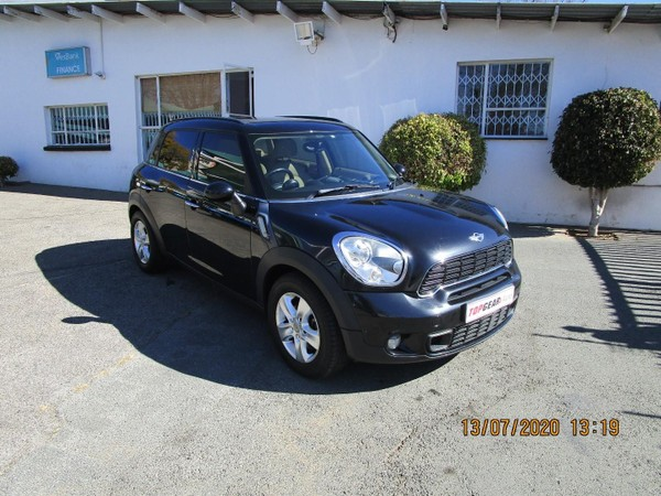 2012 MINI Cooper S S Countryman At  Gauteng Bryanston_0