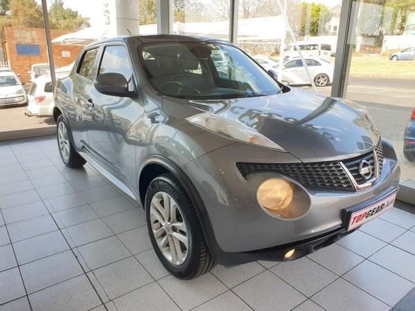 2012 Nissan Juke 1.6 Dig-t Tekna  Gauteng Bryanston_0