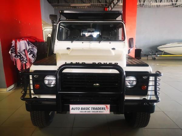 2008 Land Rover Defender 110 2.5 Tdi Csw  Gauteng Pretoria_0