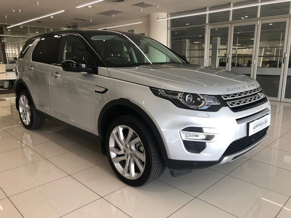 2019 Land Rover Discovery Sport Sport 2.0i4 D HSE LUX Free State Bloemfontein_0