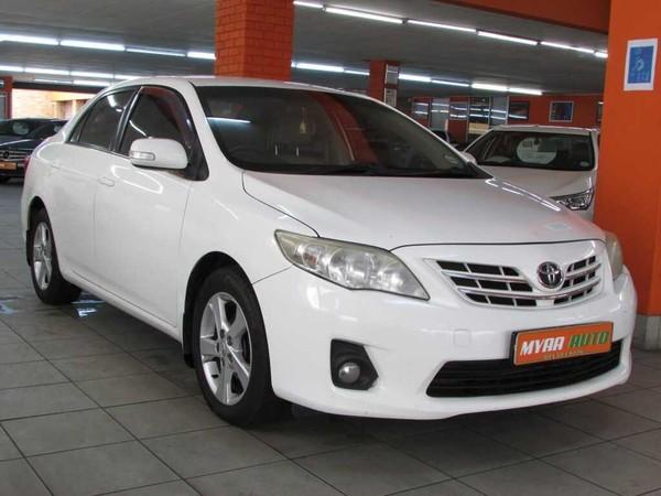 2011 Toyota Corolla 1.6 Heritage  Western Cape Cape Town_0