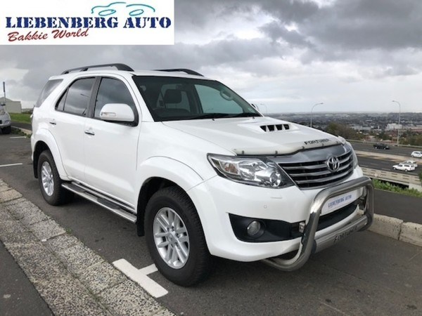 2014 Toyota Fortuner 3.0d-4d 4x4 At  Western Cape Cape Town_0