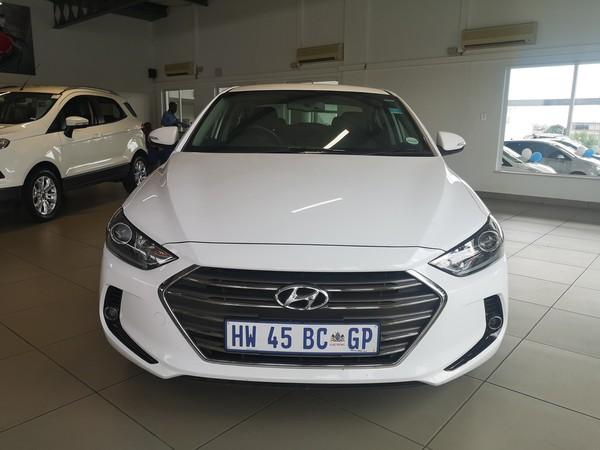 2019 Hyundai Elantra 2.0 Elite Auto Gauteng Sandton_0