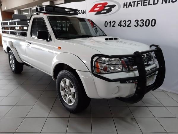 2019 Nissan NP300 Hardbody 2.5TDi HI-RIDER Single Cab Bakkie Gauteng Pretoria_0