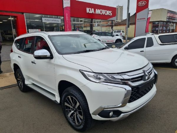 2019 Mitsubishi Pajero Sport 2.4D 4X4 Auto Kwazulu Natal Pietermaritzburg_0