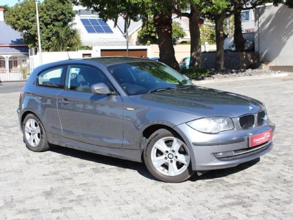 2010 BMW 1 Series 118i 3dr e81  Western Cape Cape Town_0