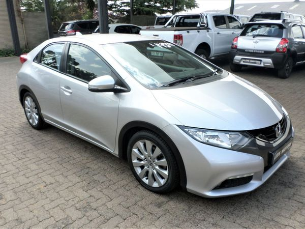 2013 Honda Civic 1.8 Executive 5dr  Mpumalanga Ermelo_0