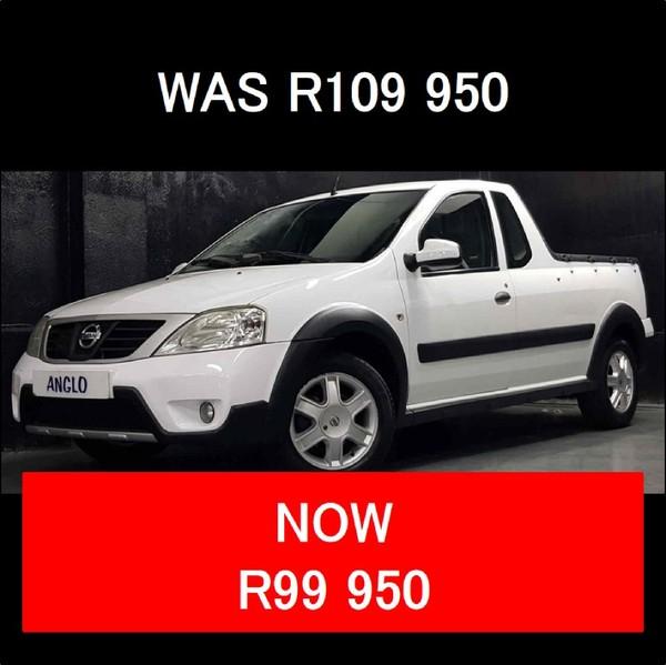 2010 Nissan NP200 1.6 Se Pu Sc  Gauteng Benoni_0