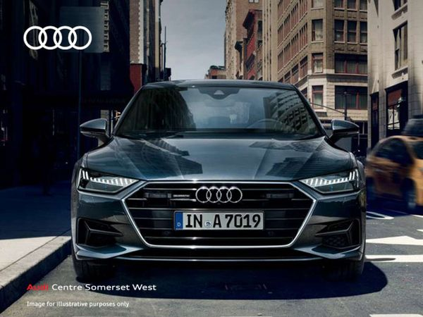 2020 Audi A7 Sportback 3.0 TFSI Quatt S Tronic 55 TFSI Western Cape Somerset West_0