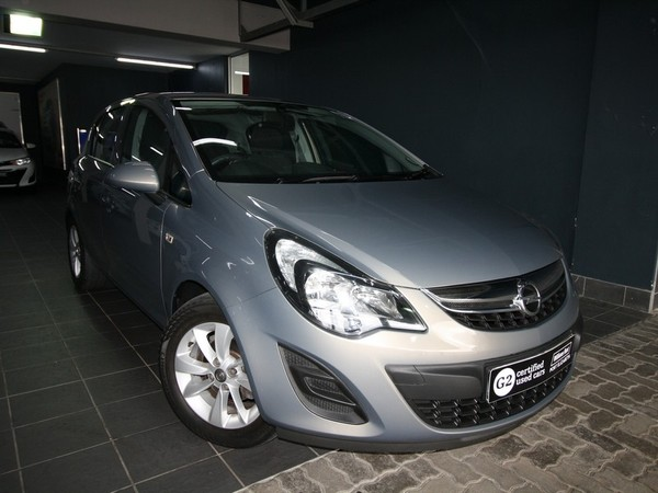 2014 Opel Corsa 1.4 Essentia 5dr  Eastern Cape Port Elizabeth_0