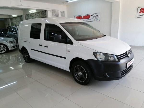 2014 Volkswagen Caddy Maxi 2.0tdi 81kw Crewbus Pv  Kwazulu Natal Durban_0