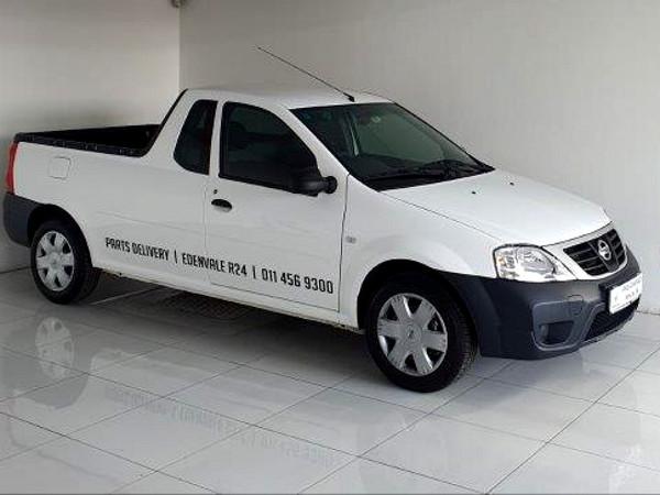 2020 Nissan NP200 1.6  Ac Safety Pack Pu Sc  Gauteng Germiston_0