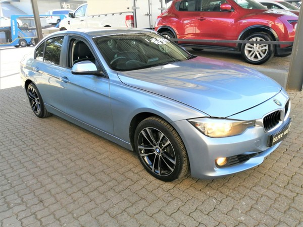 2012 BMW 3 Series 320i  At f30  Mpumalanga Ermelo_0