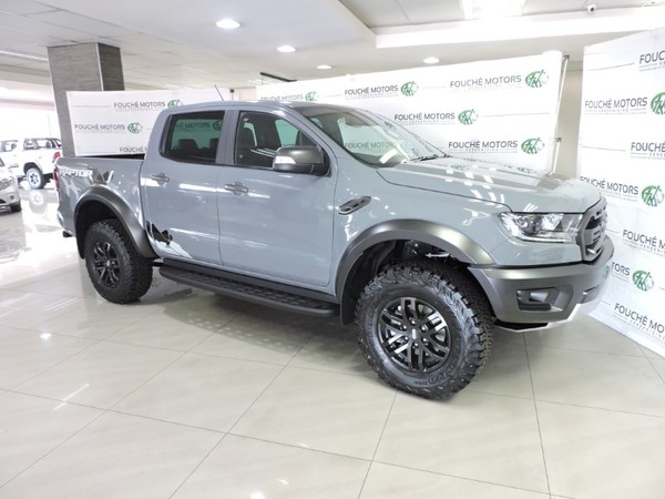 2020 Ford Ranger Raptor 2.0D BI-Turbo 4X4 Auto Double Cab Bakkie Gauteng Vereeniging_0