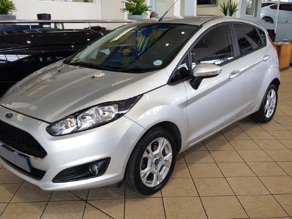 2018 Ford Fiesta 1.0 Ecoboost Trend 5-Door Auto Kwazulu Natal Empangeni_0