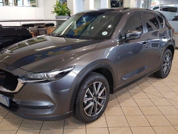 2018 Mazda CX-5 2.0 Dynamic Auto Kwazulu Natal Empangeni_0