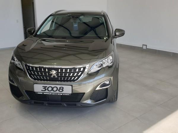 2020 Peugeot 3008 1.6 THP Active Auto Gauteng Randburg_0